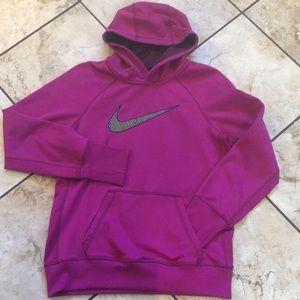 Nike hoodie size M